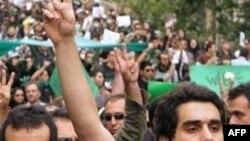 Годовщина событий Ирана после президентских выборов