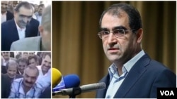 حسن قاضی زاده هاشمی وزیر بهداشت دولت روحانی