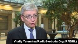 Євген Чолій, президент Світового конгресу українців