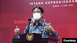 Bộ trưởng Y tế Indonesia Budi Gunadi Sadikin.