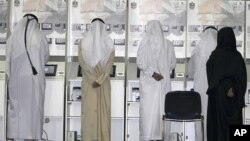 阿聯酋選舉投票率低。