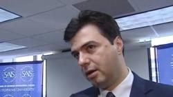 Kryebashkiaku i Tiranës Basha zhvillon takime në Uashington