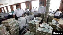 NLD အစိုးရ ဘဏ္လုပ္ငန္း ျပဳျပင္ေျပာင္းလဲမႈ