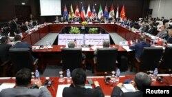 Ministri trgovine zemalja potpisnica TPP u Da Nangu u Vijetnamu