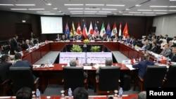 环太平洋11国2017年11月11日宣布基本达成TPP