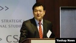 한국 외교부 이정훈 인권대사. (자료사진)