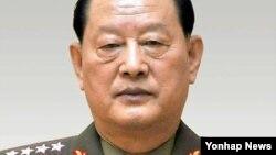 ရာထူးက ဖယ္ရွားခံလိုက္ရတဲ့ ေျမာက္ကိုးရီးယား နုိင္ငံေတာ္ လုံၿခဳံေရး၀န္ႀကီး Kim Won Hong။