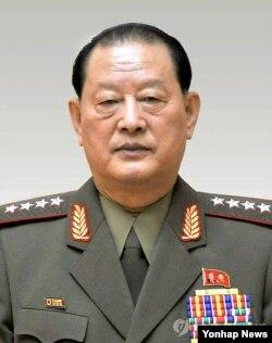 Kim Won-hong, Kepala Badan Intelijen Korea Utara (Foto: dok).