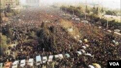 Azadlıq Meydanı, 20 Yanvar, 1990-cı il