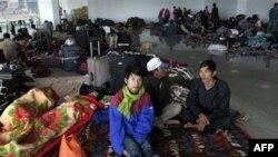 Công nhân Việt Nam ở Libya được đưa về nước năm 2011 khi xảy ra các xáo trộn ở nước này.