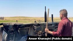 Khanaqin - ISIS