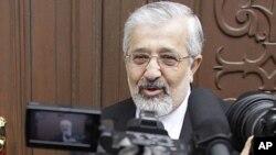 알리 아스가르 솔타니에 IAEA 주재 이란대사.