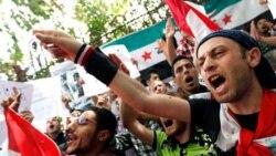 جنبش آزادیخواهانه مردم سوریه علیه حکومت دیرپای خاندان اسد