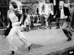 صحنه ای از فیلم آخرین تانگو در پاریس