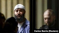 Le condamné Adnan Syed au tribunal de Baltimore, le 5 février 2016. (REUTERS/Carlos Barria)