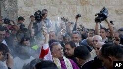 U Betlehemu više hodočasnika i turista nego prijašnjih godina