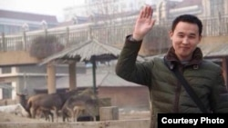 山東民主人士薛明凱 (參與圖片)