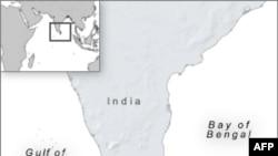 Mưa to gây ngập lụt thủ đô Sri Lanka