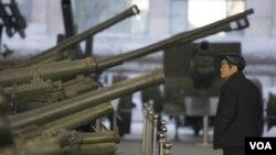 China e India fueron los dos mayores importadores de armas del mundo en el período 2006-2010.