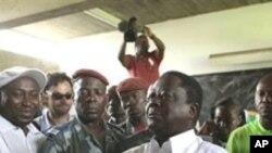 Bédié apelle à voter Ouattara