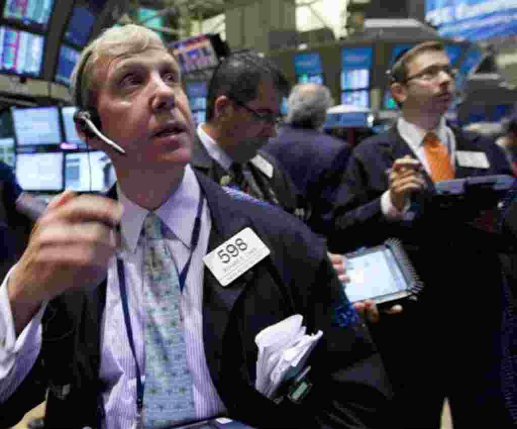 Los mercados estadounidenses están a la espectativa de lo que pueda pasar con otras economías mundiales.