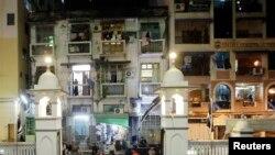 Sebuah mesjid Syiah di Rangun (Foto: dok). Pihak berwenang Burma memberlakukan jam malam menyusul kerusuhan sektarian di pasar utama di kota Meikhtila, Mandalay, Rabu (20/3).