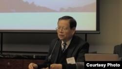 刘澎,中国社会科学院美国研究所研究员 (美中关系全国委员会提供)