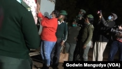MDC trio being taken to remand prison
