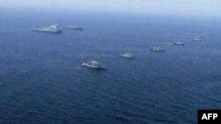 Բահրեյնում տեղակայցված ԱՄՆ-ի 5-րդ նավատորմ
