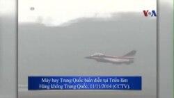 Trung Quốc xác nhận thử nghiệm máy bay siêu thanh tối tân