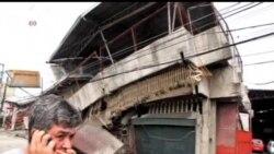 2013-10-15 美國之音視頻新聞: 菲律賓發生7.2級地震至少六人死亡