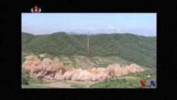 美國要求安理會就北韓導彈試射召開緊急會議 (粵語)
