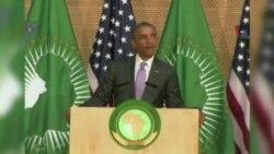 Obamanın Afrika liderlərinə mesajları