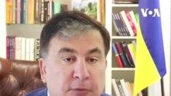 """Mixeil Saakaşvili: """"Onlar mənim dəyişiklik etməyə qadir olduğumu bilirlər"""""""