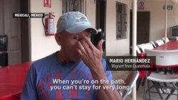 Mexico: A Safe Destination for Central American Migrants?