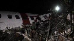 剛果東部飛機失事五人死亡