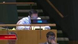Nhiều người thất vọng vì VN không cáo buộc TQ tại Liên hiệp quốc