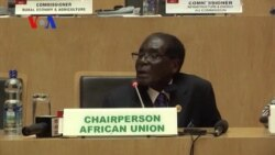 Mugabe, Women and the African Union (On Assignment)