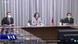 Takim virtual mes ambasadores amerikane në OKB dhe presidentes së Tajvanit
