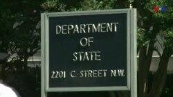 Ponto de Viragem no Departamento de Estado