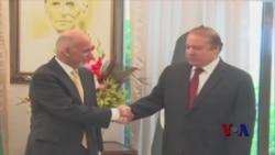 年终报道:阿富汗巴基斯坦关系动荡年