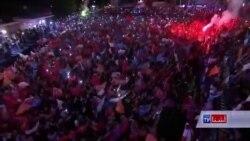 واکنش های جهان پس از پیروزی مجدد اردوغان