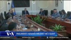 Parlamenti i Kosovës mblidhet më 3 gusht