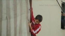 Война в Сирии наносит травму целому поколению детей