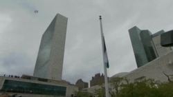 Palestinian Flag Raised at UN Headquarters