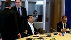2015-07-08 美國之音視頻新聞:希臘總理稱有信心在週末前提出改革方案