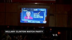 Election Watch Parties