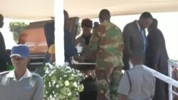 Residents of Mugabe Rural Home Pay Last Respects to Former Zimbabwe President