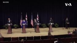 布林肯:面對中國經濟脅迫,美國不會讓澳大利亞孤軍奮戰