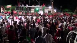 Analysts: Pakistan's Political Turmoil Hurts its Image